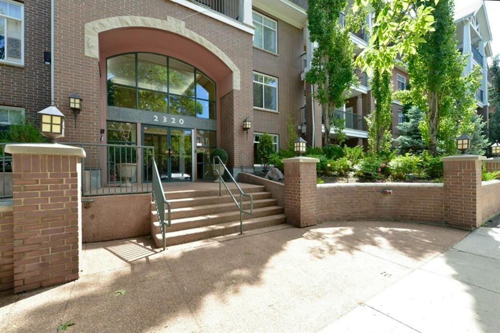 Main Photo: 311 2320 Erlton Street SW in Calgary: Erlton Apartment for sale : MLS®# A1148825