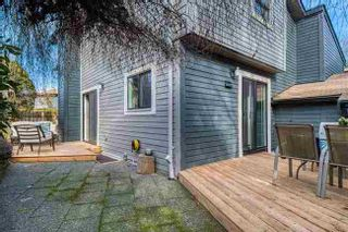 Photo 20: 7414 ECHO PLACE in Parklane: Champlain Heights Townhouse for sale ()  : MLS®# R2439756