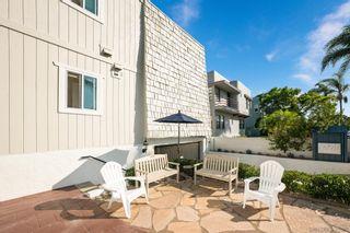 Photo 25: CORONADO VILLAGE Townhouse for sale : 2 bedrooms : 333 D Ave ##4 in Coronado