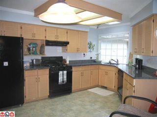 """Photo 4: 102 6094 W BOUNDARY Drive in Surrey: Panorama Ridge Townhouse for sale in """"LAKEWOOD ESTATES"""" : MLS®# F1011034"""