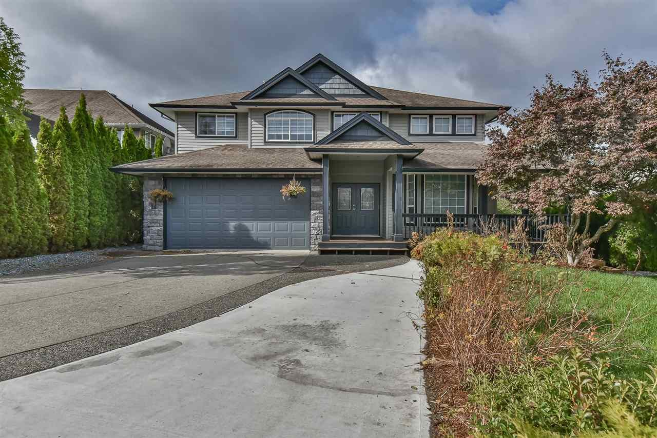 Main Photo: 3561 STEELHEAD Court in Abbotsford: Abbotsford West House for sale : MLS®# R2509792