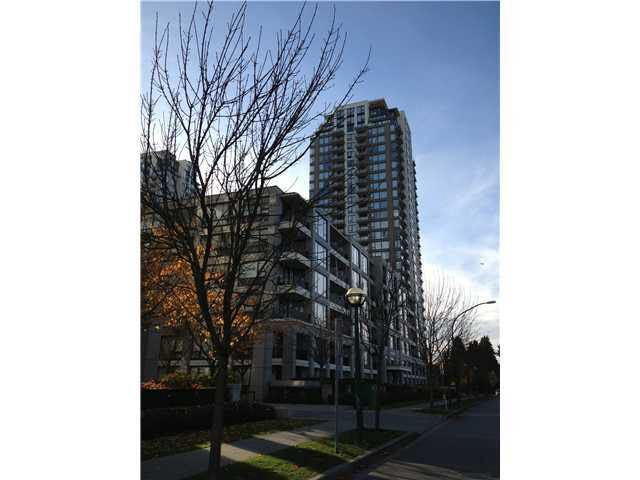 Main Photo: 1808 7178 COLLIER STREET in Burnaby: Highgate Condo for sale ()  : MLS®# V1035173
