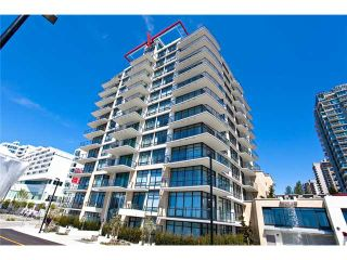 """Photo 8: 1104 162 VICTORY SHIP Way in North Vancouver: Lower Lonsdale Condo for sale in """"ATRIUM AT THE PIER"""" : MLS®# V876116"""