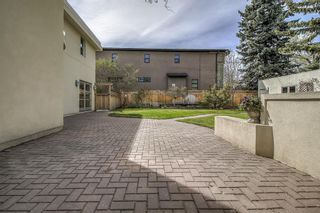 Photo 44: 1110 Levis Avenue SW in Calgary: Upper Mount Royal Detached for sale : MLS®# A1109323