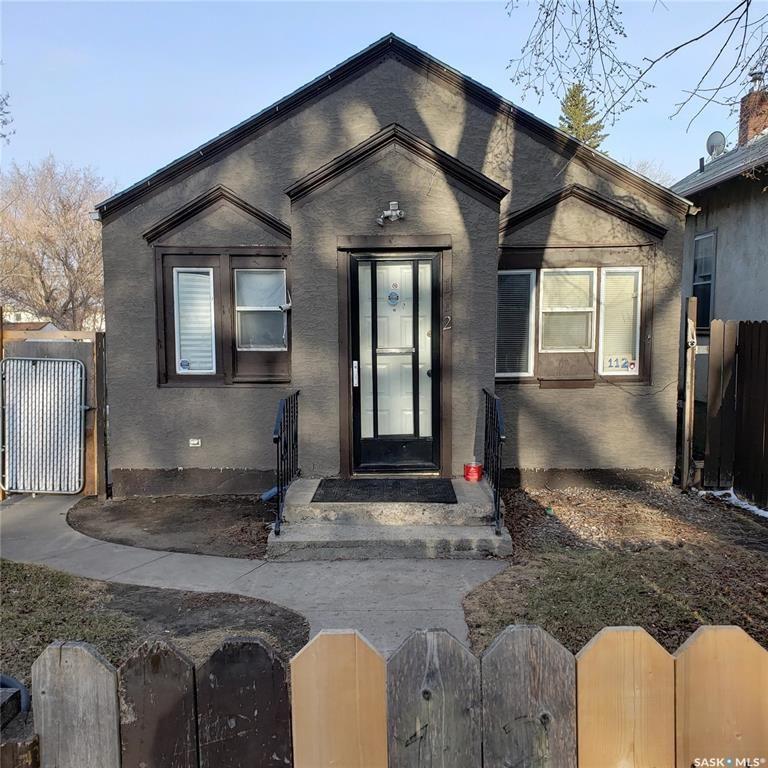 Main Photo: 112 N Avenue South in Saskatoon: Pleasant Hill Residential for sale : MLS®# SK870889