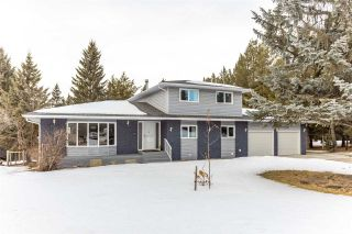 Photo 2: 12 Equestrian Place: Rural Sturgeon County House for sale : MLS®# E4229821
