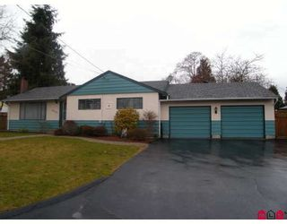 "Photo 1: 15141 DOVE Place in Surrey: Bolivar Heights House for sale in ""BIRDLAND"" (North Surrey)  : MLS®# F2905291"