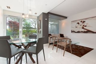 """Photo 6: 106 1338 HOMER Street in Vancouver: Yaletown Condo for sale in """"GOVERNOR'S VILLA"""" (Vancouver West)  : MLS®# V1065640"""