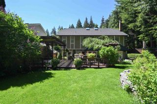 Photo 37: 1740 CASCADE COURT in North Vancouver: Indian River House for sale : MLS®# R2459589