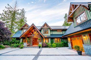 Photo 1: 949 ARBUTUS BAY Lane: Bowen Island House for sale : MLS®# R2615940