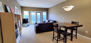 Photo 8: 410 1406 HODGSON Way in Edmonton: Zone 14 Condo for sale : MLS®# E4223592