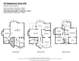 Photo 50: 151 Edgebrook Close NW in Calgary: Edgemont Detached for sale : MLS®# A1131174