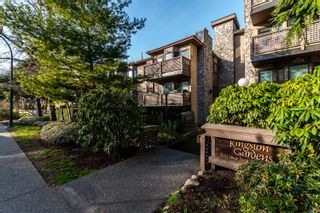 "Photo 2: 103 1935 W 1ST Avenue in Vancouver: Kitsilano Condo for sale in ""KINGSTON GARDENS"" (Vancouver West)  : MLS®# R2249409"