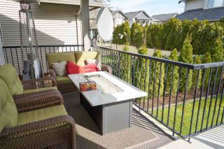 """Photo 19: 11228 TULLY Crescent in Pitt Meadows: South Meadows House for sale in """"Bonson's Landing"""" : MLS®# R2246447"""