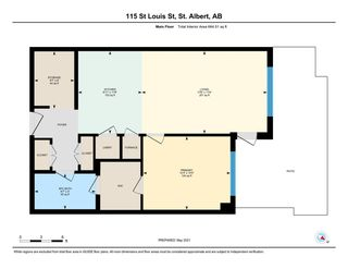 Photo 25: 115 5 St Louis Street: St. Albert Condo for sale : MLS®# E4242676