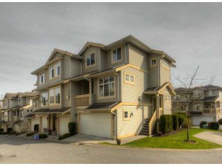 """Photo 3: 17 14959 58TH Avenue in Surrey: Sullivan Station Townhouse for sale in """"SKYLANDS"""" : MLS®# F1407272"""