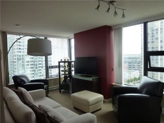 Photo 2: # 1405 977 MAINLAND ST in Vancouver: Yaletown Condo for sale (Vancouver West)  : MLS®# V974925