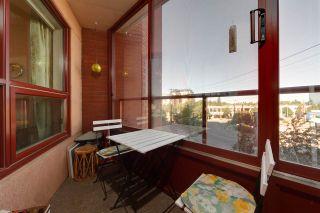 Photo 18: 301 12319 JASPER Avenue in Edmonton: Zone 12 Condo for sale : MLS®# E4229498