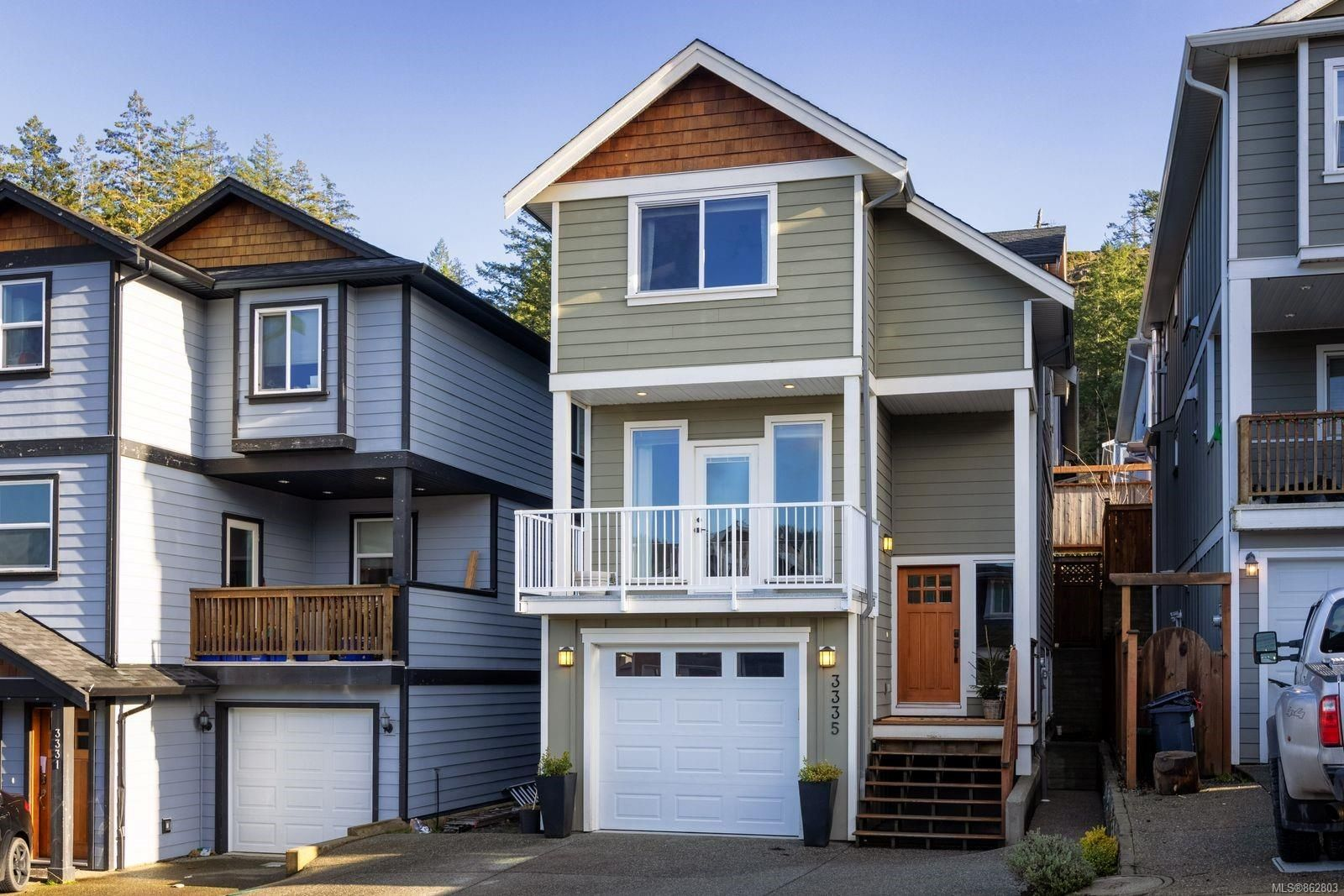 Main Photo: 3335 Turnstone Dr in Langford: La Happy Valley House for sale : MLS®# 862803