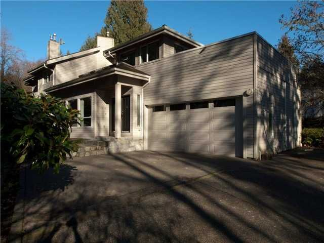 Main Photo: 1468 Kilmer Road in North Vancouver: Lynn Valley House for sale : MLS®# V930231