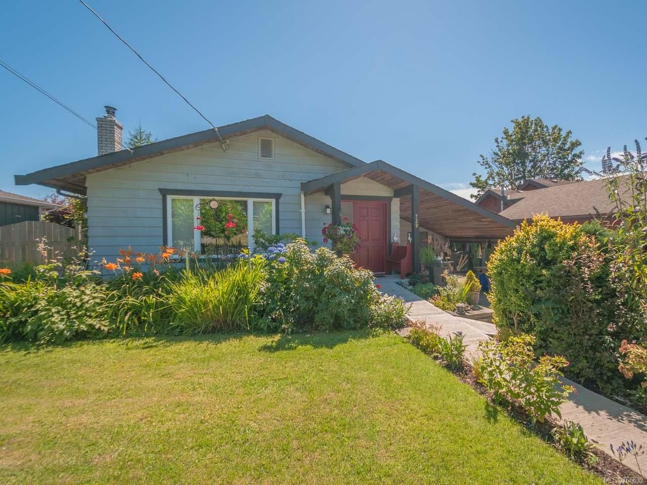 Main Photo: 729 ELAND DRIVE in CAMPBELL RIVER: CR Campbell River Central House for sale (Campbell River)  : MLS®# 766639