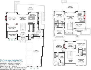 Photo 50: 70 CRANRIDGE Heights SE in Calgary: Cranston House for sale : MLS®# C4125754