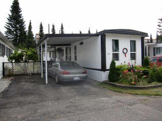 Photo 1: 24 21163 LOUGHEED Highway in Maple Ridge: Southwest Maple Ridge Manufactured Home for sale : MLS®# R2297032