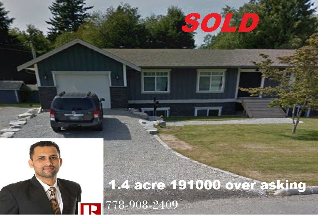 Main Photo: 8443 HARMS STREET in Mission: Mission BC House for sale : MLS®# R2149413