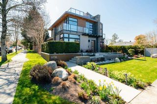 Photo 1: 606 W 27TH Avenue in Vancouver: Cambie House for sale (Vancouver West)  : MLS®# R2579802
