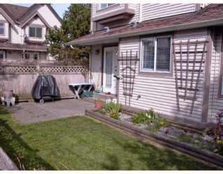 "Photo 10: 11 23151 HANEY BYPASS BB in Maple Ridge: East Central Townhouse for sale in ""STONEHOUSE ESTATES"" : MLS®# V640417"