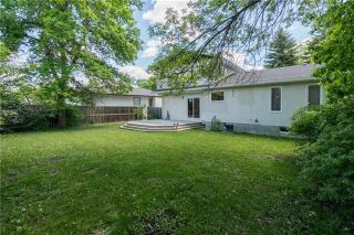 Photo 20: 67 Allendale Drive in Winnipeg: Richmond West Residential for sale (1S)  : MLS®# 1915651