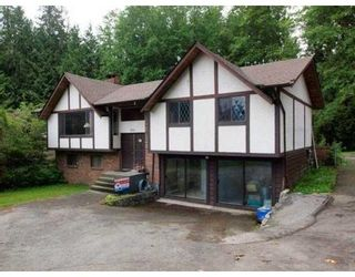 Photo 1: 901 HENDECOURT RD in North Vancouver: Condo for sale : MLS®# V834342