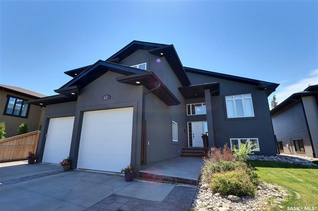 Main Photo: 45 Guy Drive in Prince Albert: Crescent Acres Residential for sale : MLS®# SK862893