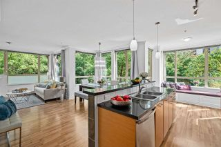 """Photo 1: 314 560 RAVENWOODS Drive in North Vancouver: Roche Point Condo for sale in """"SEASONS"""" : MLS®# R2394389"""