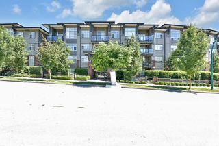 """Photo 1: 312 19201 66A Avenue in Surrey: Clayton Condo for sale in """"ONE92"""" (Cloverdale)  : MLS®# R2597358"""