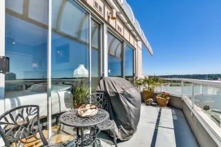 "Photo 10: 1704 1065 QUAYSIDE Drive in New Westminster: Quay Condo for sale in ""QUAYSIDE TOWER II"" : MLS®# R2181912"