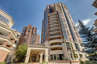 Main Photo: 1302 600 Princeton Way SW in Calgary: Eau Claire Apartment for sale : MLS®# A1146952