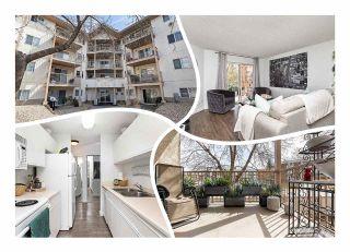 Photo 1: 214 17109 67 Avenue in Edmonton: Zone 20 Condo for sale : MLS®# E4243417