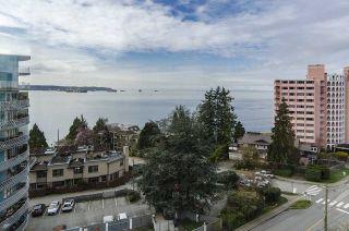 Main Photo: 902 2167 BELLEVUE Avenue in West Vancouver: Dundarave Condo for sale : MLS®# R2556342