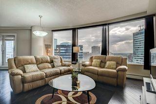 Photo 7: 2702 10136 104 Street in Edmonton: Zone 12 Condo for sale : MLS®# E4256502
