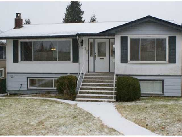 Main Photo: 1433 Moody Ave in North Vancouver: Central Lonsdale House for sale : MLS®# V872313