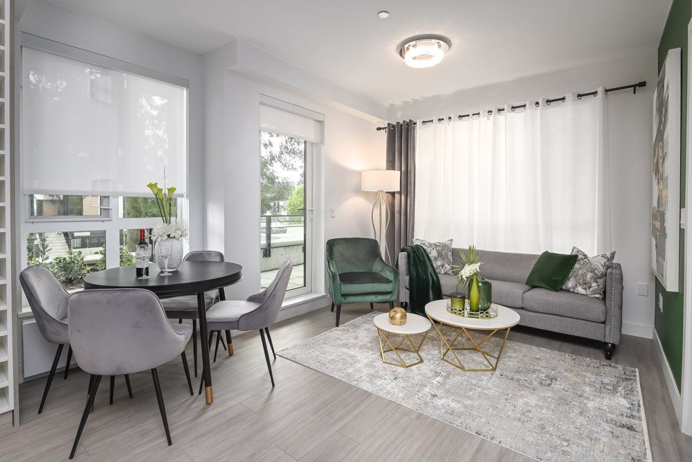 """Main Photo: 101 707 E 3RD Street in North Vancouver: Lower Lonsdale Condo for sale in """"Green on Queensbury"""" : MLS®# R2453734"""