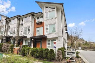 """Photo 1: 23 1299 COAST MERIDIAN Road in Coquitlam: Burke Mountain Townhouse for sale in """"THE BREEZE"""" : MLS®# R2152588"""