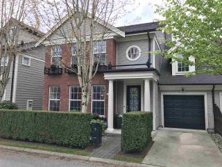 """Main Photo: 18 19490 FRASER Way in Pitt Meadows: South Meadows Townhouse for sale in """"Kingfisher at Osprey"""" : MLS®# R2444045"""