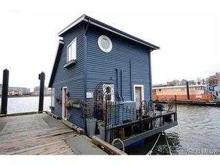Photo 1: C6 1 Dallas Rd in VICTORIA: Vi James Bay House for sale (Victoria)  : MLS®# 722521