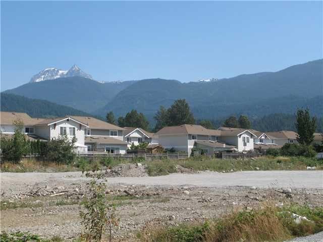 Main Photo: WILLOW CR in Squamish: Garibaldi Estates Land for sale : MLS®# V747447