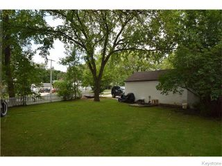 Photo 19: 121 Baltimore Road in Winnipeg: Riverview Residential for sale (1A)  : MLS®# 1621797