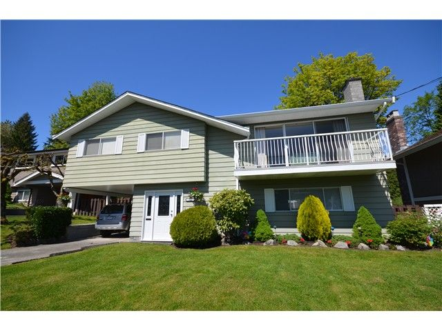 """Main Photo: 1861 CHALMERS Avenue in Port Coquitlam: Oxford Heights House for sale in """"OXFORD HEIGHTS"""" : MLS®# V1006805"""