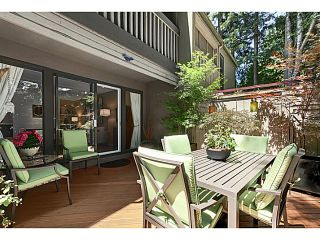 "Photo 17: 1065 HERITAGE Boulevard in North Vancouver: Seymour Townhouse for sale in ""HERITAGE IN THE WOODS"" : MLS®# V1026380"