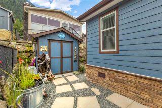 "Photo 24: 23 53480 BRIDAL FALLS Road in Rosedale: Rosedale Popkum Manufactured Home for sale in ""BRIDAL FALLS RV COTTAGE RESORT"" : MLS®# R2496132"